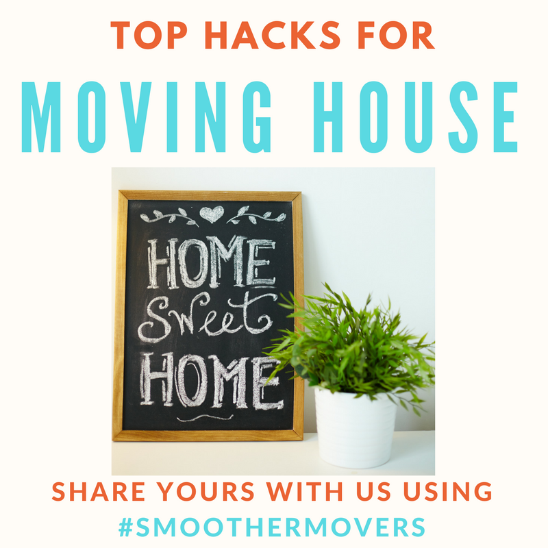 Moving House Hacks