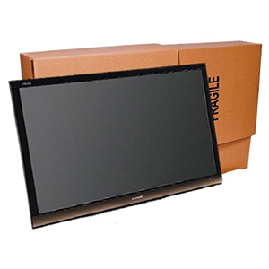 "Plasma TV box, large (up to 65"" TV) buy"