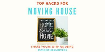 Top hacks for moving house teaser